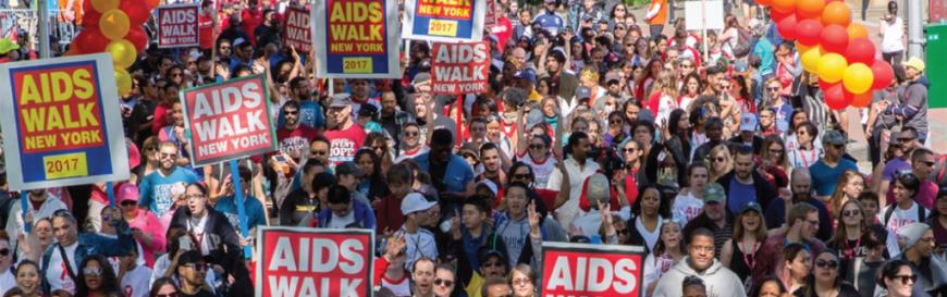 AIDS Walk 2