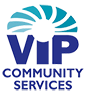 VIP Community Services Logo
