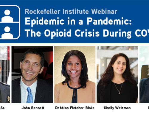 Webinar on December 10: Opioid Crisis During COVID-19